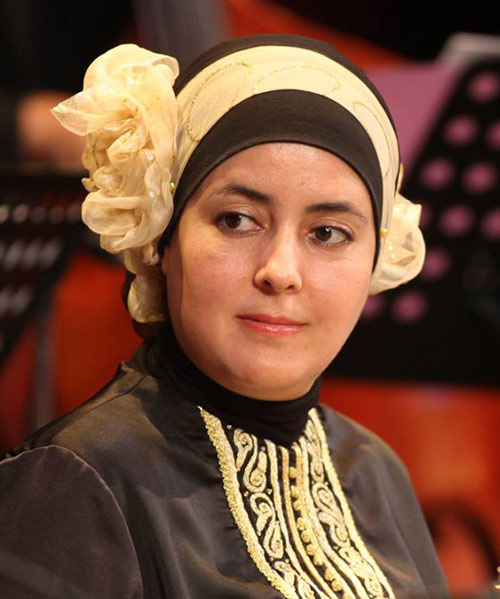 Khadija el Afrit