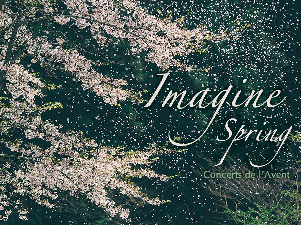 Concerts Imagine Spring